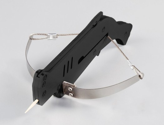 Ace Sniper Crossbow - Mini Crossbow That Shoots Toothpicks by Uncommon Carry