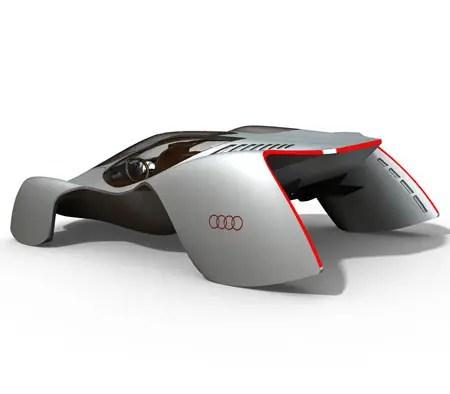 audi avatar car concept