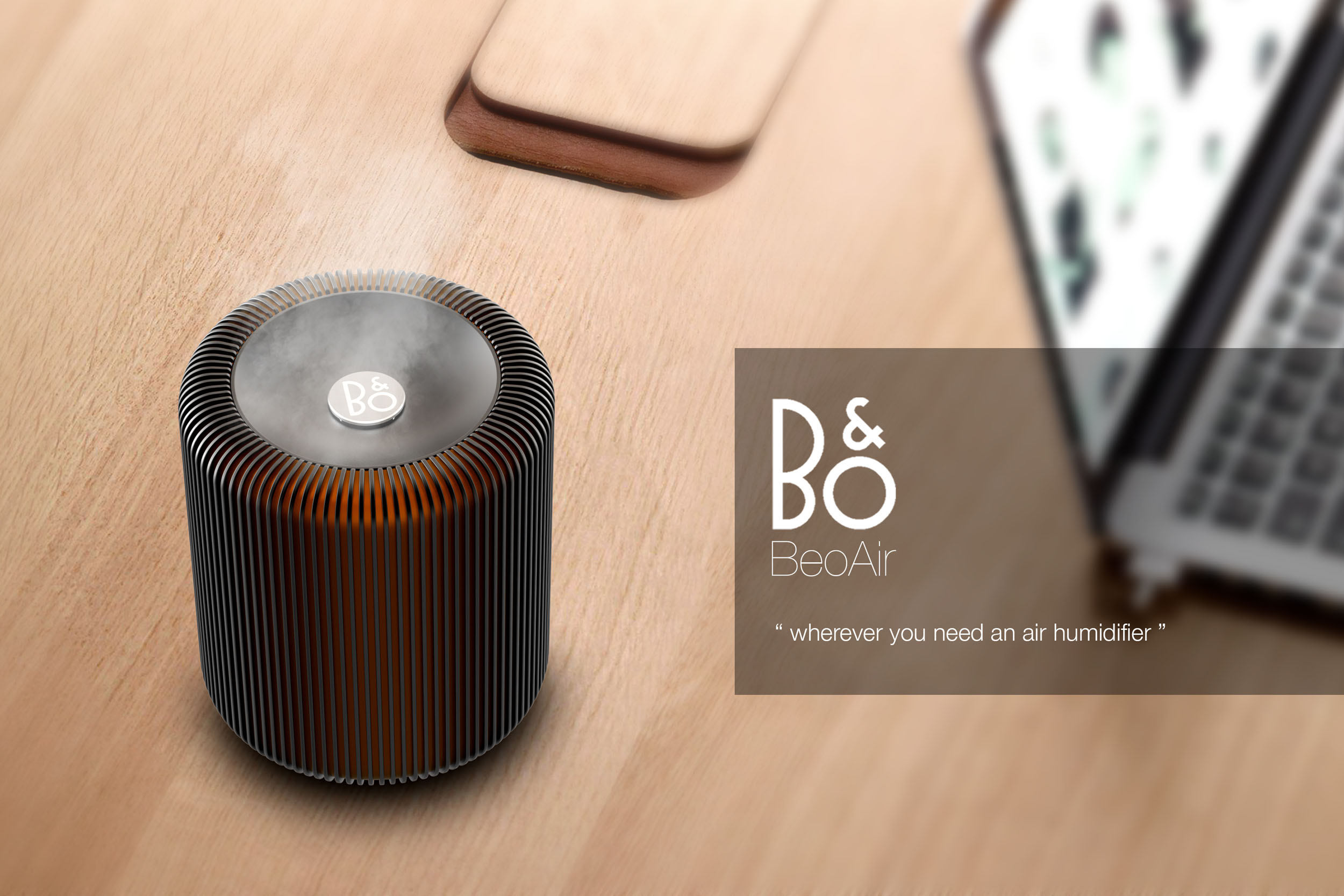 Beoair Air Purifier And Humidifier Concept Proposal For Bang &