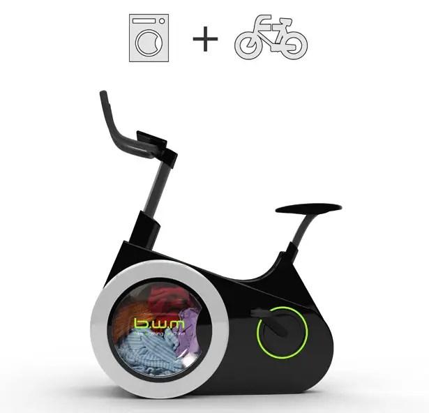 Bike Washing Machine