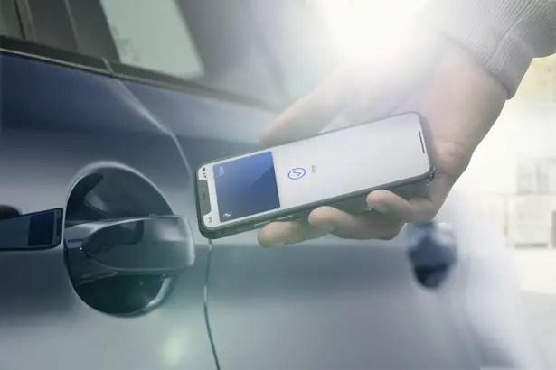 BMW الآن تدعم مفتاح iPhone الرقمي - الآن يمكنك فتح سيارة BWM مع iPhone CarKey
