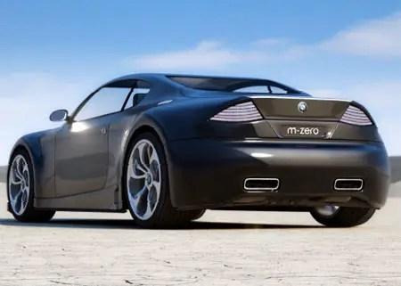 concept car BMW m-zero di Mael Oberkampf