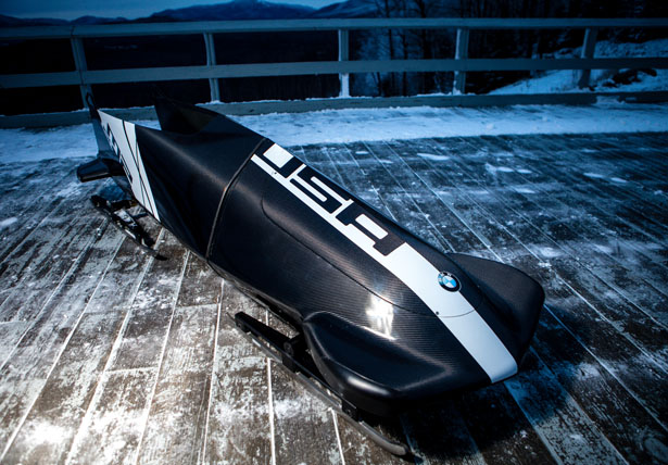 BMW M2 2-Man Bobsled
