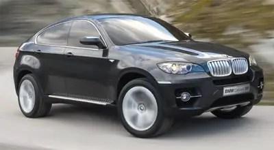 bmw x6 car