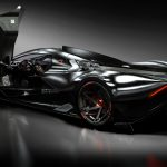 "سيارة Devel Sixteen III Concept Supercar بواسطة Mark Hostler ""hspace ="" 5"
