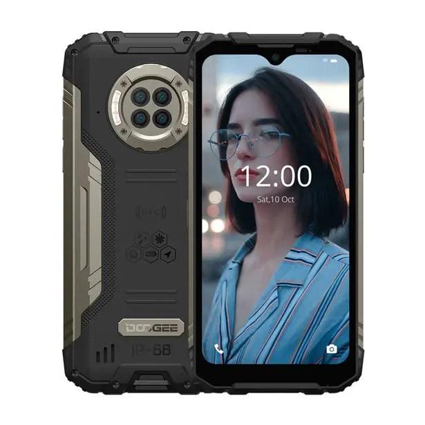 الهاتف الذكي Doogee S96 Pro بتقنية الرؤية الليلية