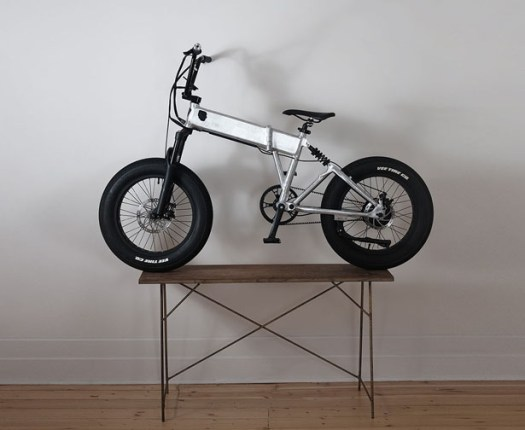 Billy Electric BMX Bike by Enki Cycles