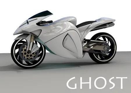 ghost aerodynamic bike