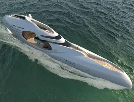infinitas yacht