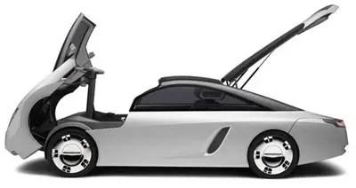 أخضر مع loremo ls sporty car