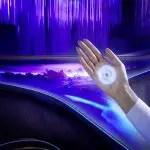"""السيارة النموذجية المستقبلية من مرسيدس-بنز VISION AVTR """"hspace ="""" 5"""
