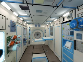 L'hotel in orbita o Stazione spaziale commerciale. Progetto della Orbital Technologies