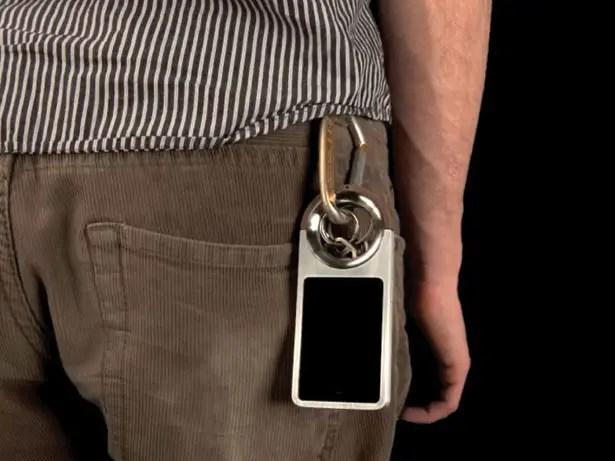 ReVOlve Kinetic Mobile Phone