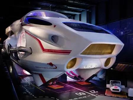 Second Solar Spaceship Design For Kids Tuvie