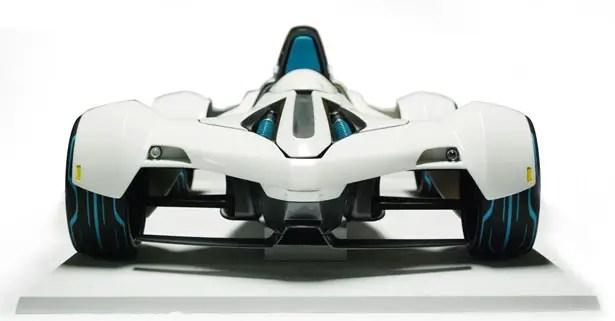 السيارة الشخصية SOL.E من قبل آدم كارفالو