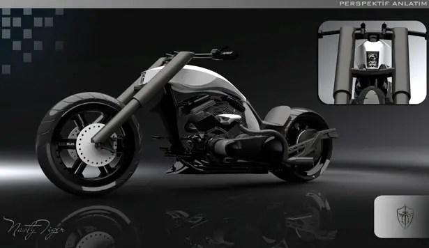 TT New Generation Choppers by Olcay Tuncay Karabulut