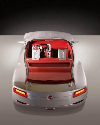 futura concept car luce webasto