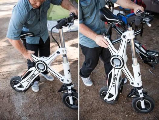 X1 Explorer Electric Bike