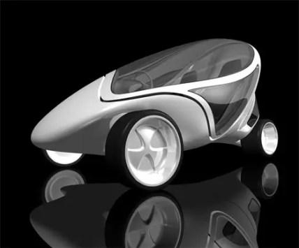concetto di auto di città