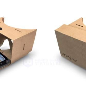 Mis primeras Gafas de Realidad Virtual