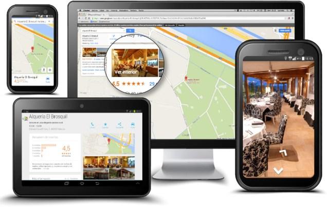 tu visita 360 ejemplo vista en dispositivos