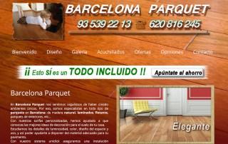 Bacelona parquet