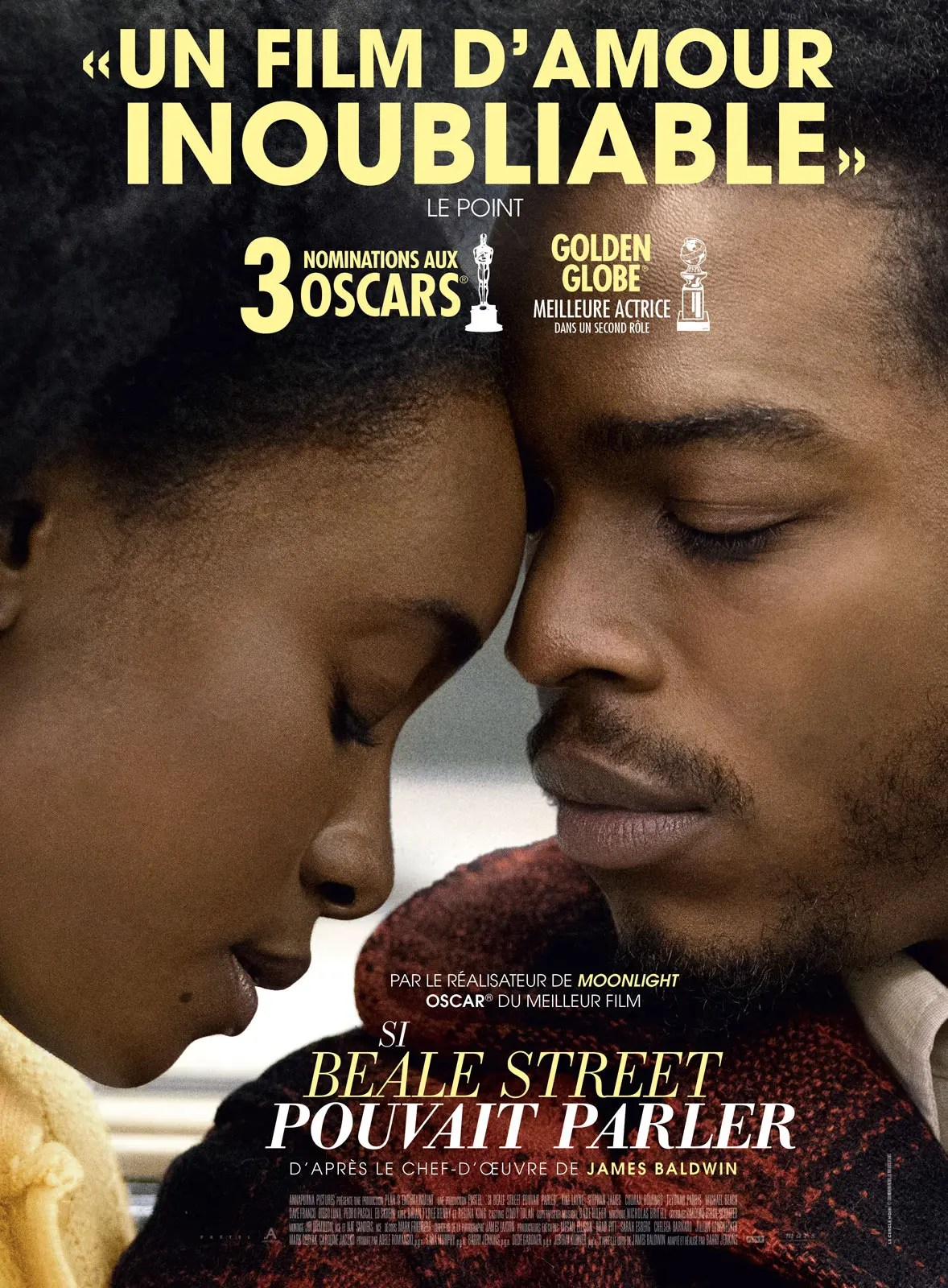 Si Beale Street Pouvait Parler Streaming Synopsis