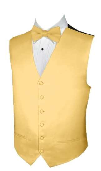 Vest With Bowties
