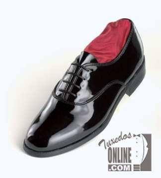 Boy's Tuxedo Shoes