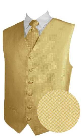 Vest With Neckties