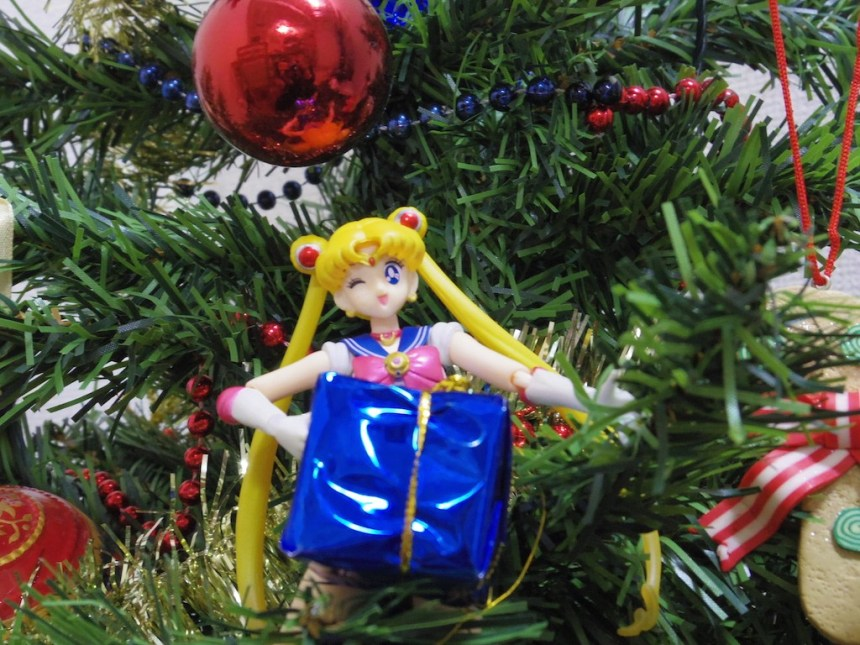 Ringing in the Season with Sailor Moon