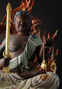 Buddhist God Acala