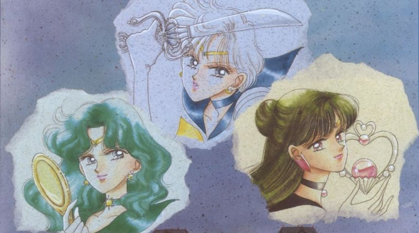 The Three Talismans
