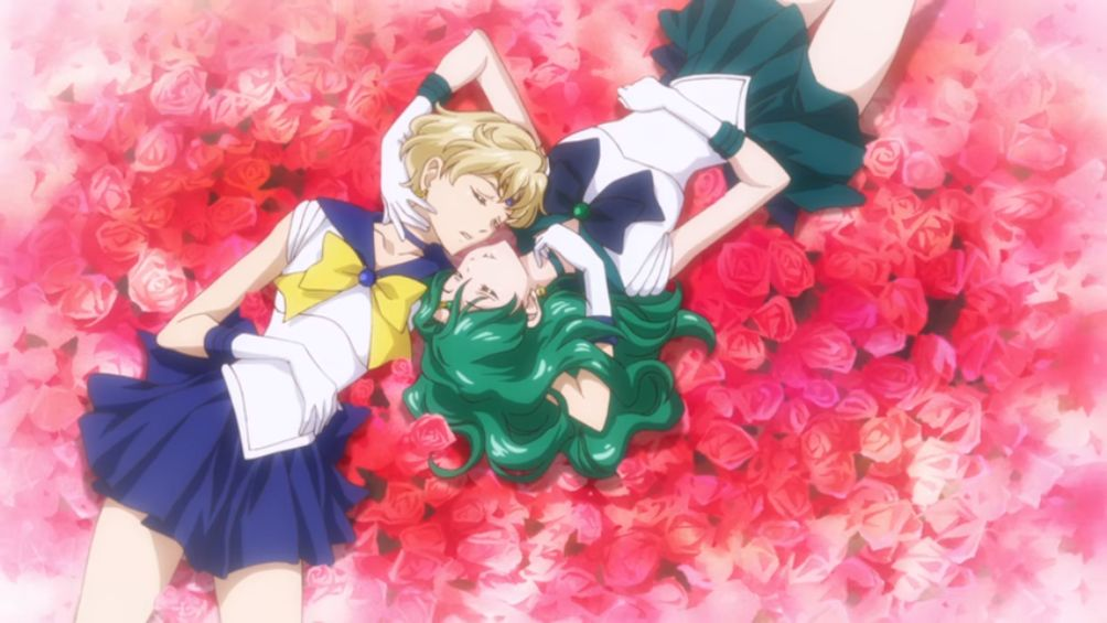 Were Haruka and Michiru Viewed as Lesbians in 1990s Japan?