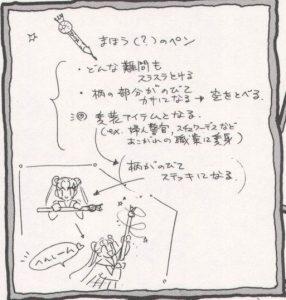 Sailor Moon's Magic (?) Pen