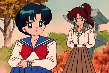 Yep! Makoto's school uniform too!