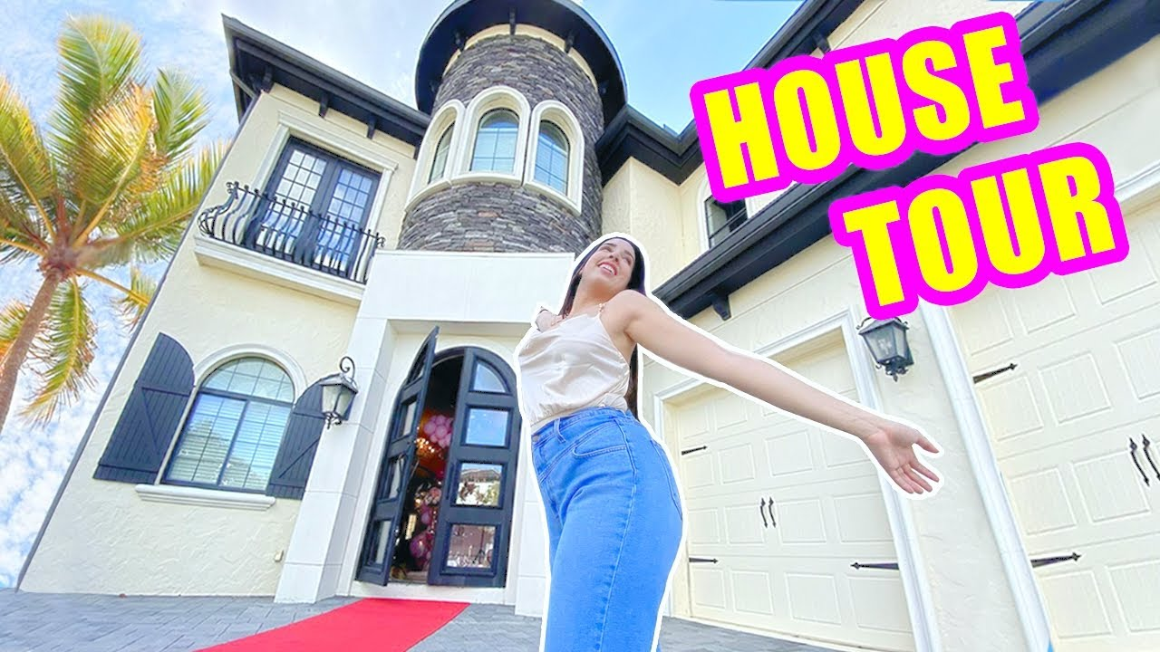 MI HOUSE TOUR – MANSION AMORCITO | Mariale