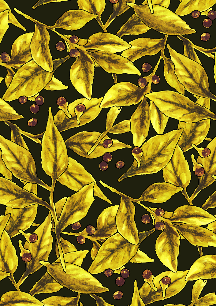 Greek Laurel [Gold Version]