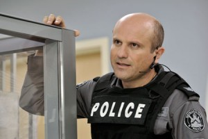 Enrico Colantoni as Sgt. Gregory Parker