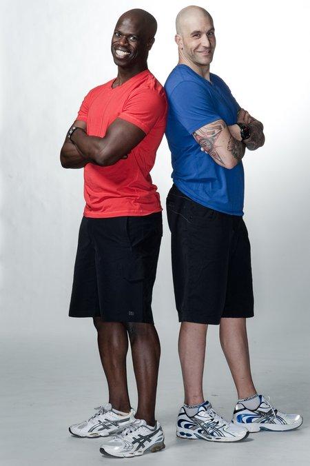 Trainers Garfiled Wilson and Mike Veinot