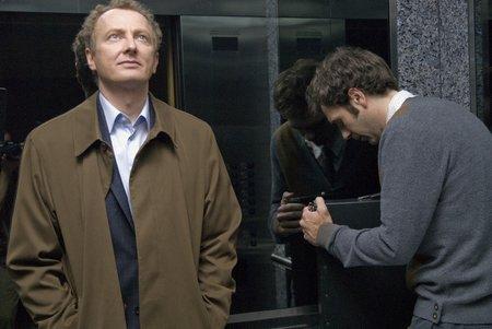 Bob Martin as David and Matt Watts as Michael
