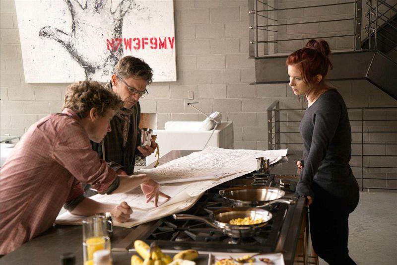 Alec, Jason and Emily