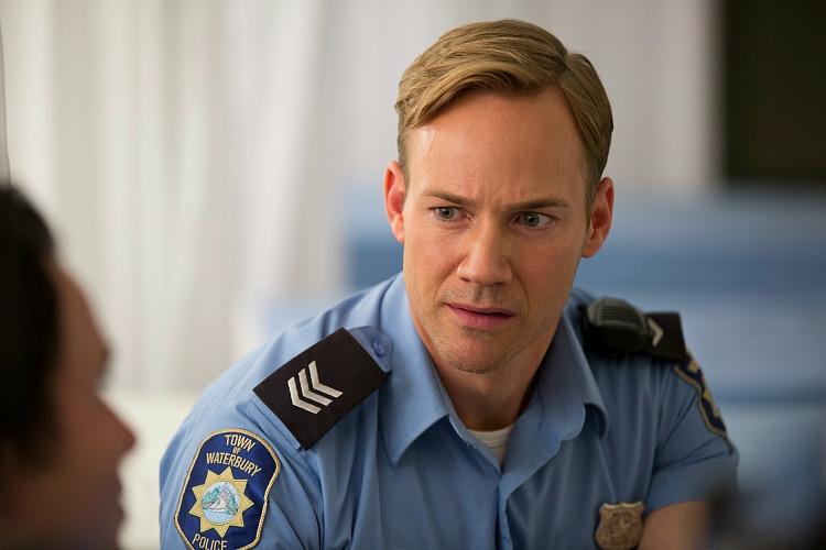 Steve Byers stars as Sgt. Cam Henry