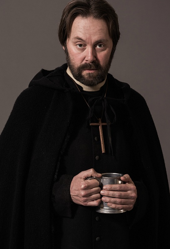Christian McKay as Father Coffin