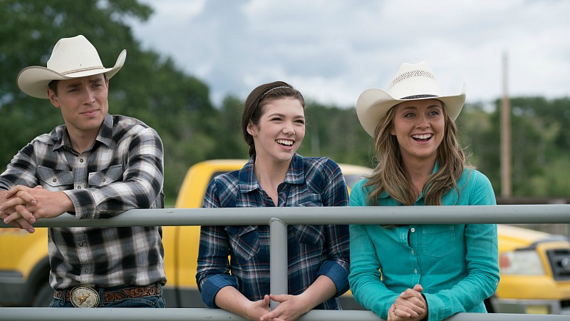 Jealousy rears its head on Heartland | TV, eh?