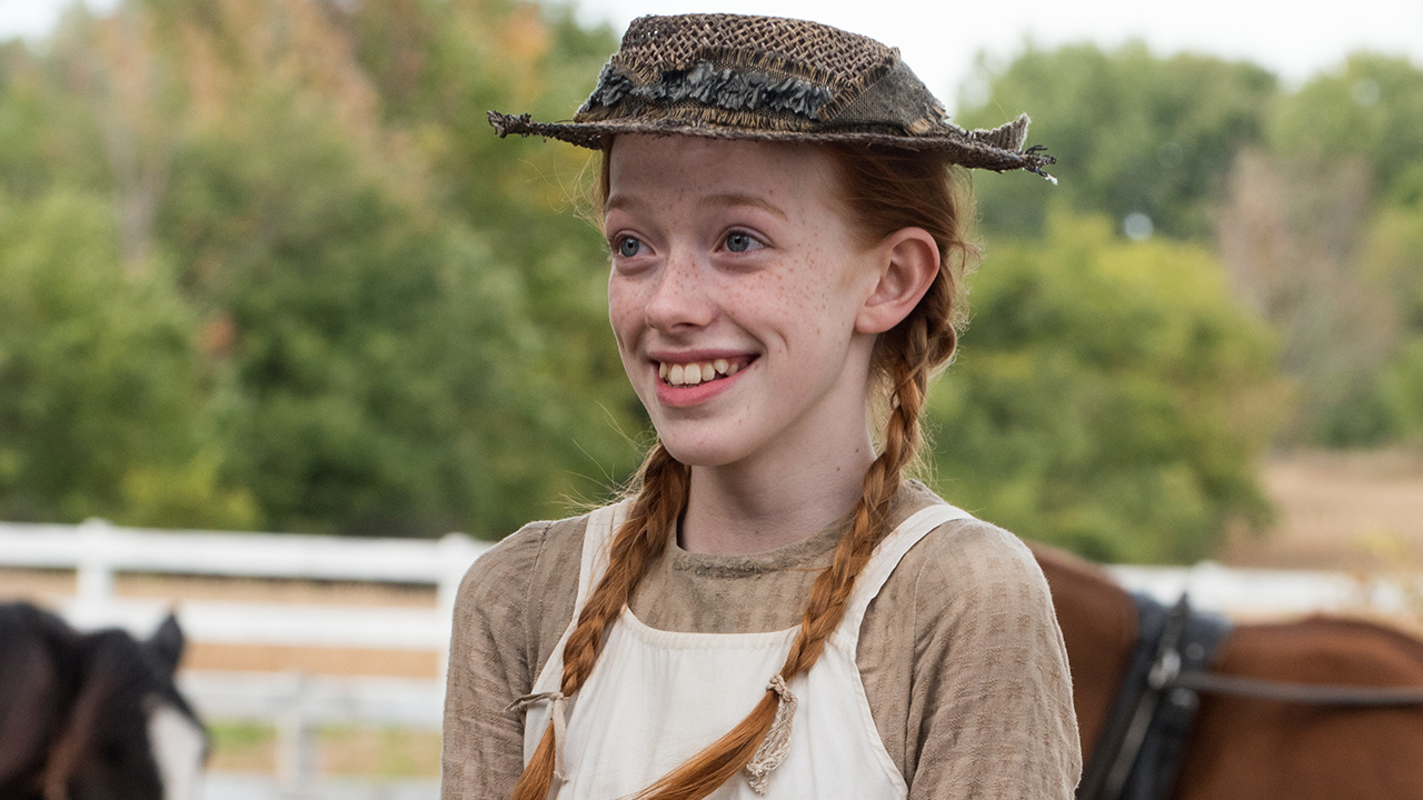 Amybeth McNulty as Anne Shirley