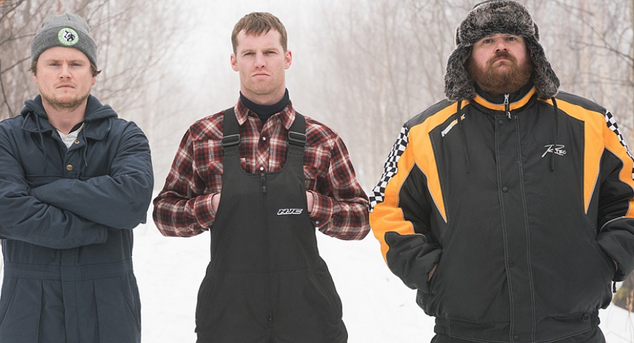 tarps on letterkenny fans production begins on frosty season 3 of