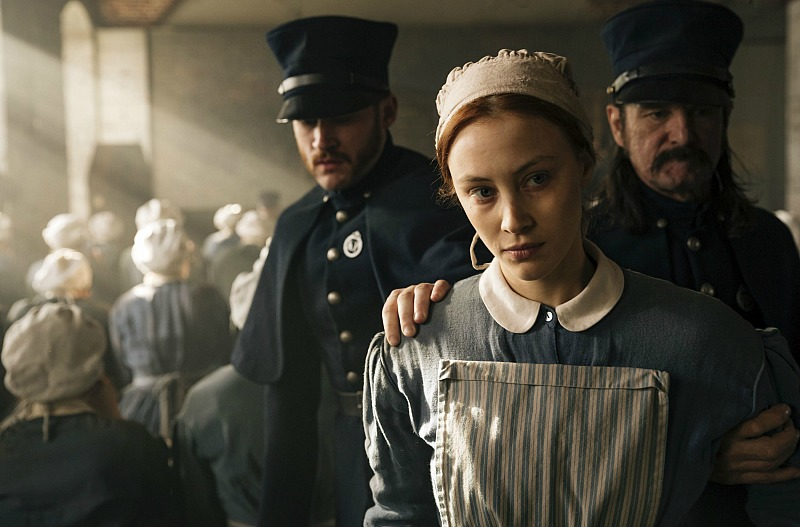 Sarah Gadon as Grace Marks