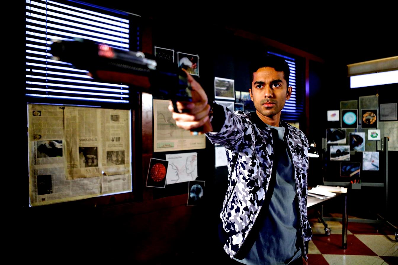 Varun Saranga as Jeremy Chetri