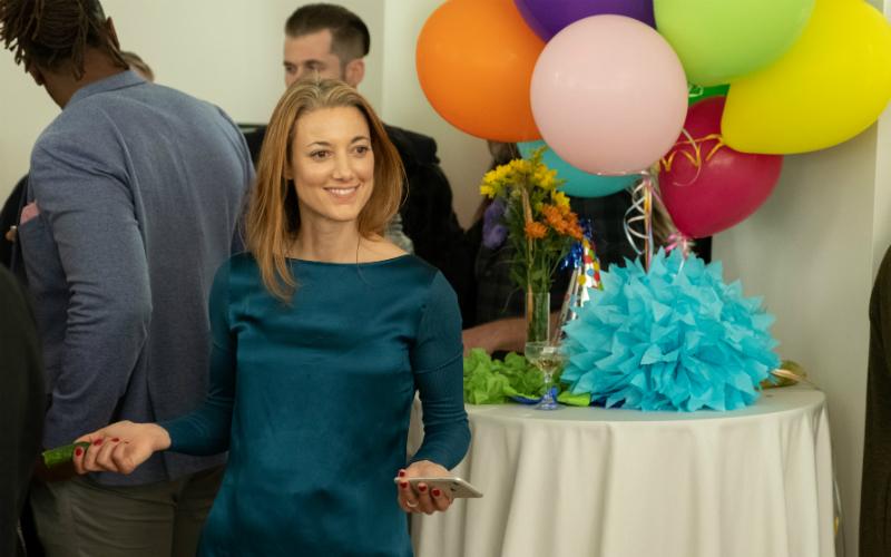 Palmer pregnant zoie Elinor Donahue